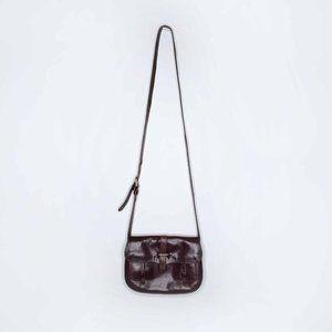 Vintage Club Monaco saddle bag cross body